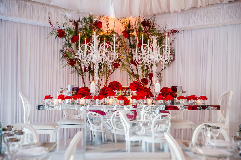 Hotel baker wahlberg wedding